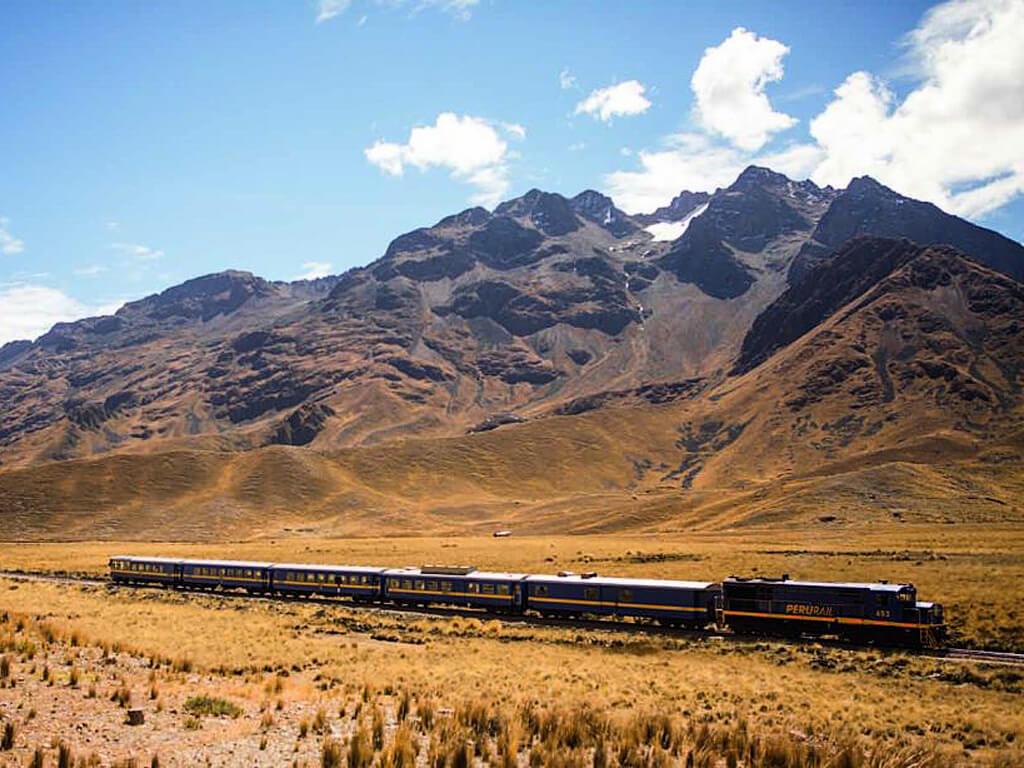 Train Perurail de Cuzco à Aguas Calientes