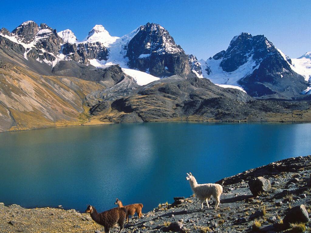 Trek du Condoriri, exceptionnel en Bolivie