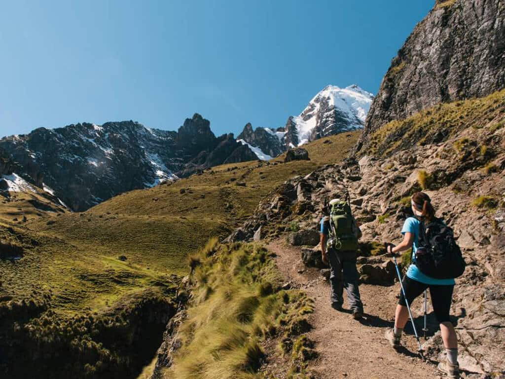 Trek dans le Parc National Huascarán au Pérou