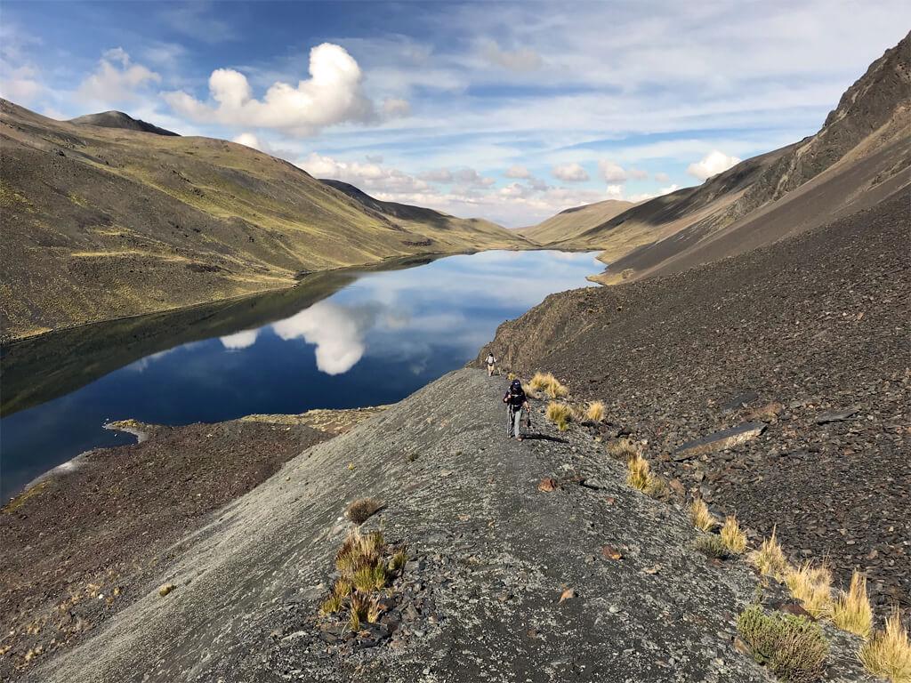 Trekking du Condoriri en Bolivie