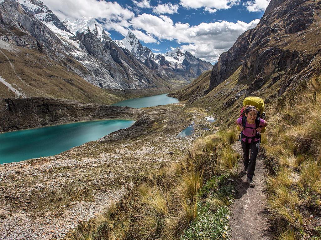 Trekking Cordillère Huayhuash au Pérou