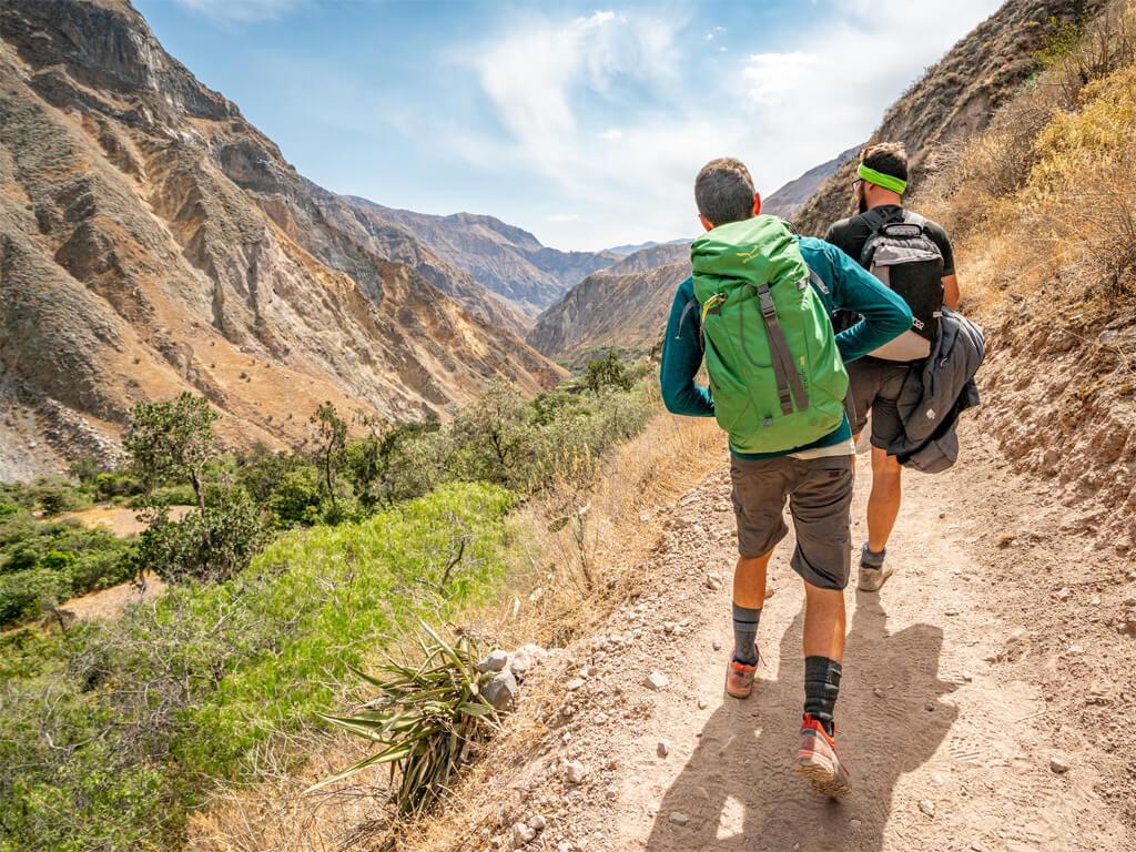 Trekking dans la Vallée de Colca au Pérou