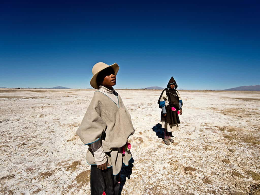 Le peuple Uru-Chipayas en Bolivie